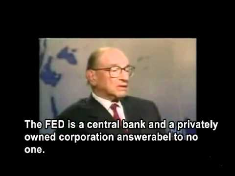 Alan Greenspan's Greenspeak or FEDspeak