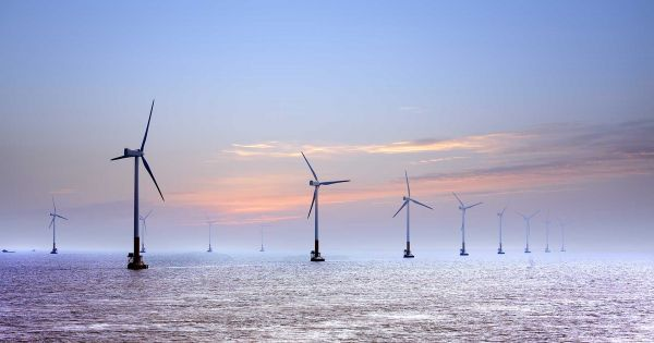 Proposed Offshore Wind Farm Will Store Power with Tesla Batteries