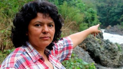 Shocking New Investigation Links Berta Cáceres's Assassination to Executives at Honduran Dam Company