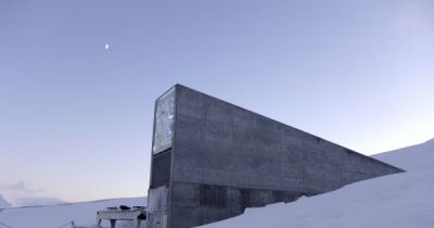 "Melting Permafrost Threatens The ""Doomsday"" Seed Bunker"