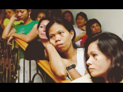Buying a Slave – The Hidden World of US/Philippines Trafficking