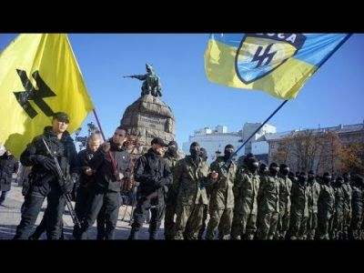 Max Blumenthal: US is Arming Neo-Nazis in Ukraine