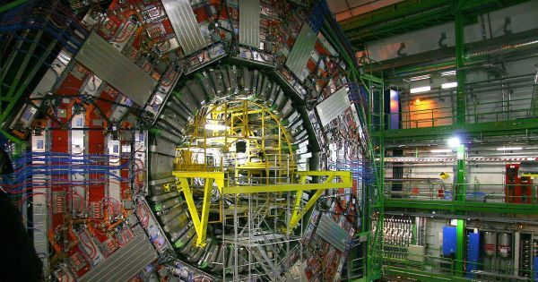 CERN's New Particle Discovery May Help Us Better Understand What Governs the Universe