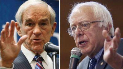 Ron Paul vs Bernie Sanders: Is Health Care a Right?