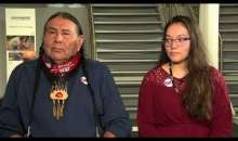 "Tom Goldtooth: Carbon Trading is ""Fraudulent"" Scheme to Privatize Air & Forests to Permit Pollution"