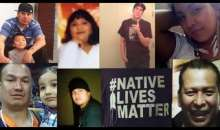 Police Shootings of Native Americans are Underreported and Rising