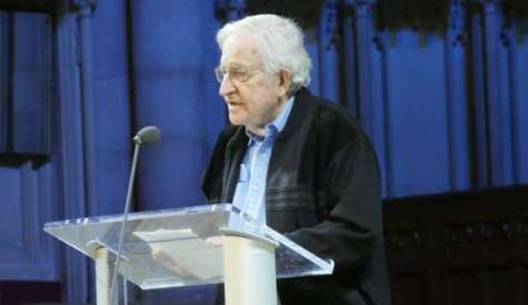 From Climate Change to Nuclear War, Noam Chomsky Warns of Literal Threats to Our Survival
