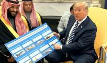 America's #1 Weapons Salesman: Trump Promotes U.S. Arms Manufacturers & Weakens Export Rules